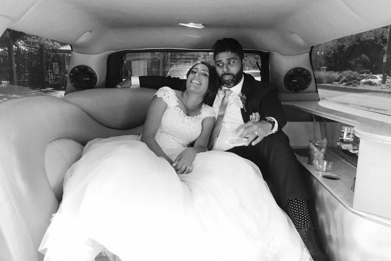 Rachel Varkey & Charles Samuel Wedding